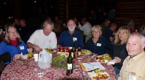 CBC dinner / Photo by Lee Karney