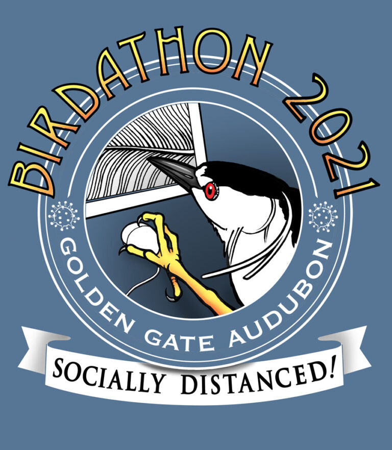 Birdathon 2021 logo
