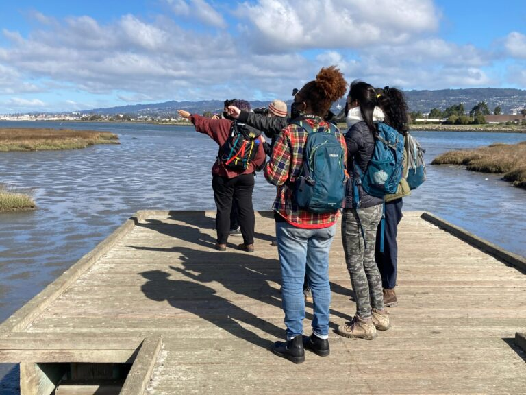 Outdoor Educations Institute at Arrowhead Marsh