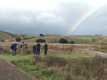 Coyote Hills field trip