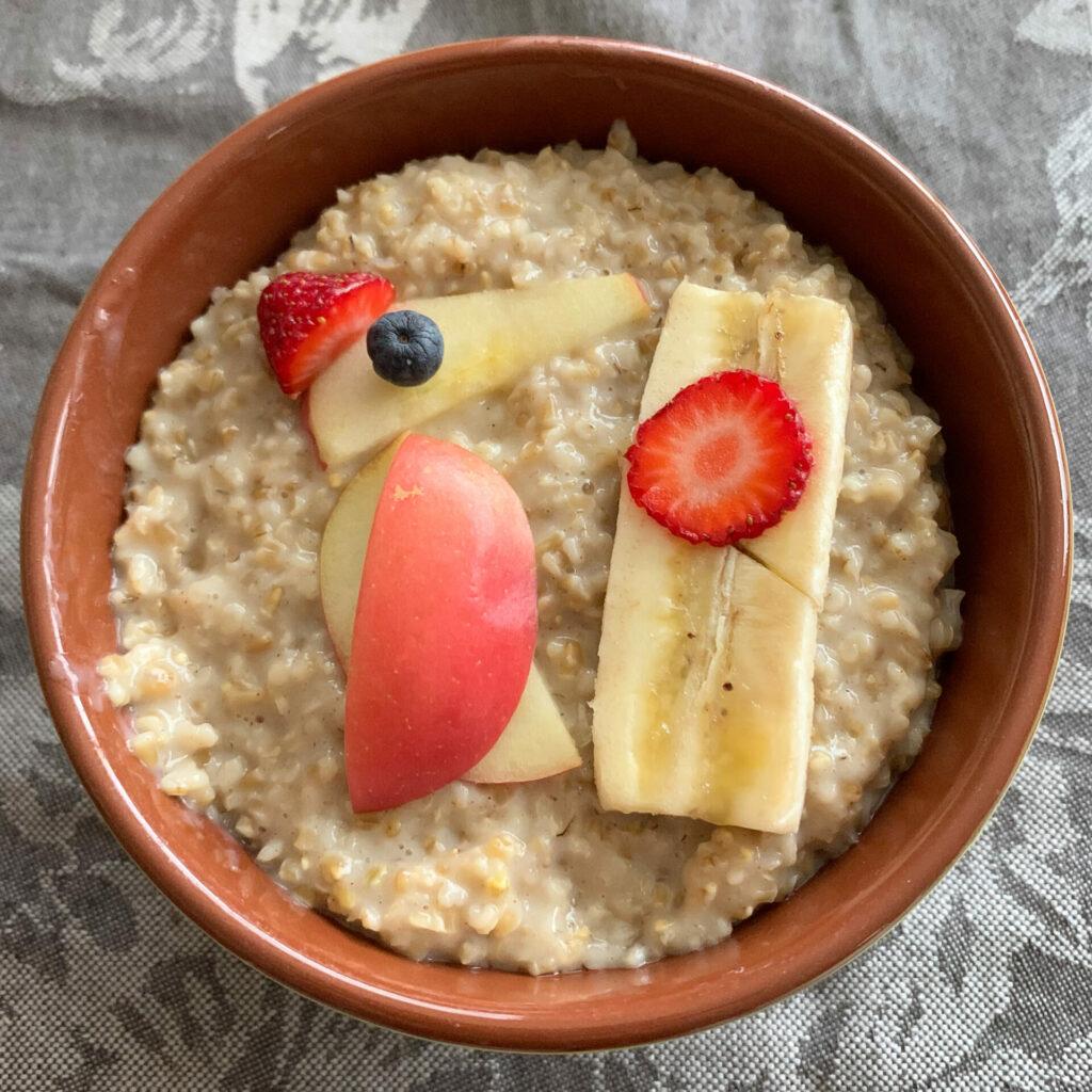 Breakfast woodpecker by Alan Krakauer