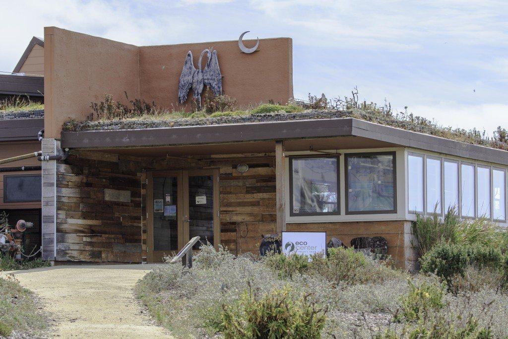 Eco-Center at Heron's Head Park / Photo by Bob Gunderson