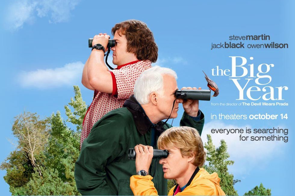 The Big Year - the movie
