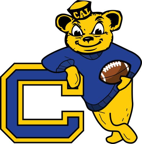 Cal Paw Logo Cal Bear Paw l